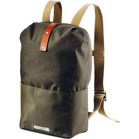Brooks Dalston Knapsack Medium 20l green fleck/honey